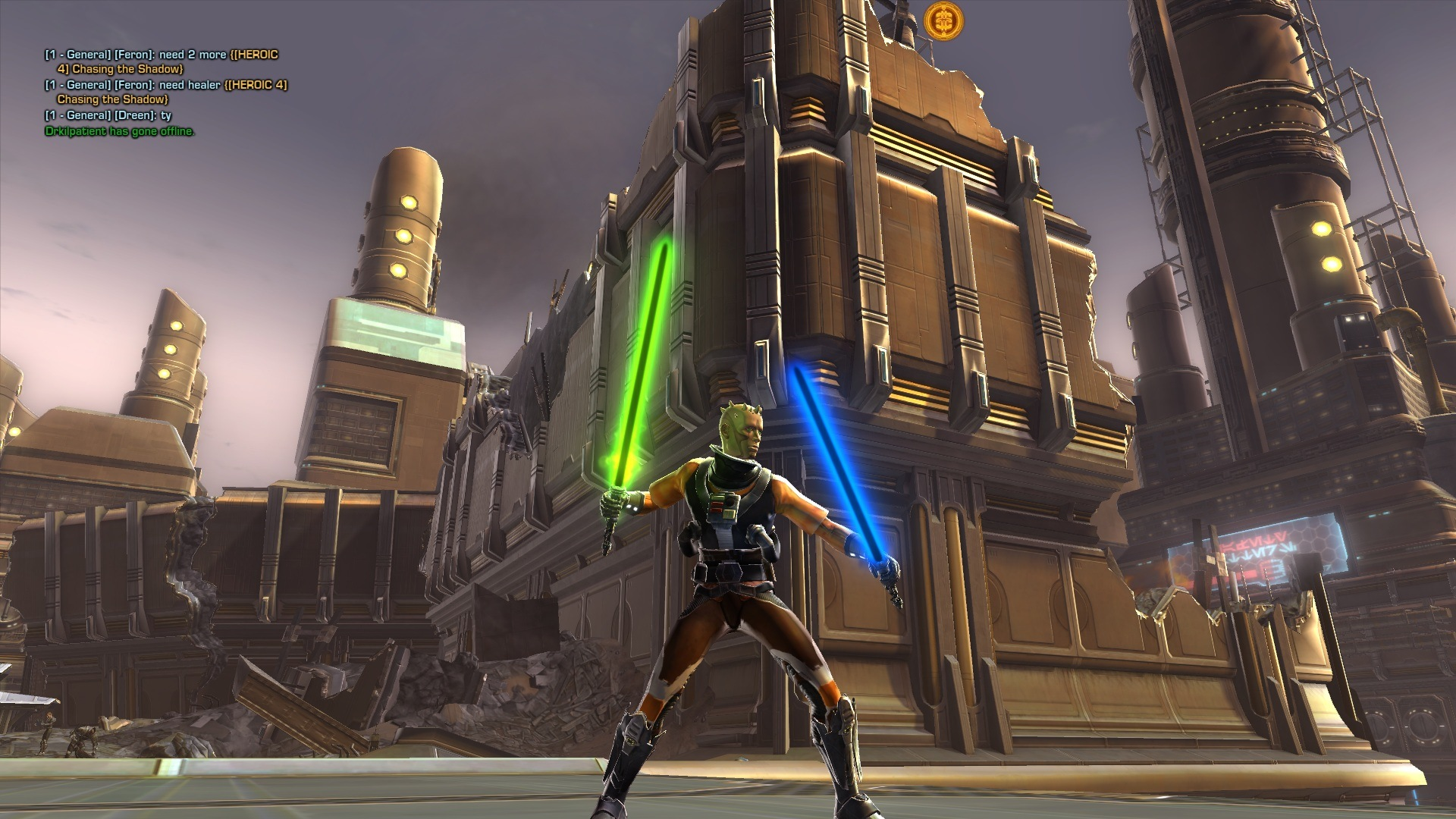 STAR WARS: The Old Republic - Post a screenshot of your favorite