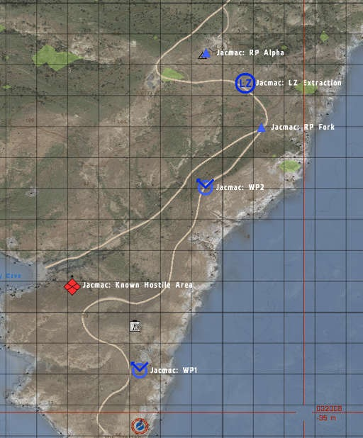 arma 3 how to find group leader
