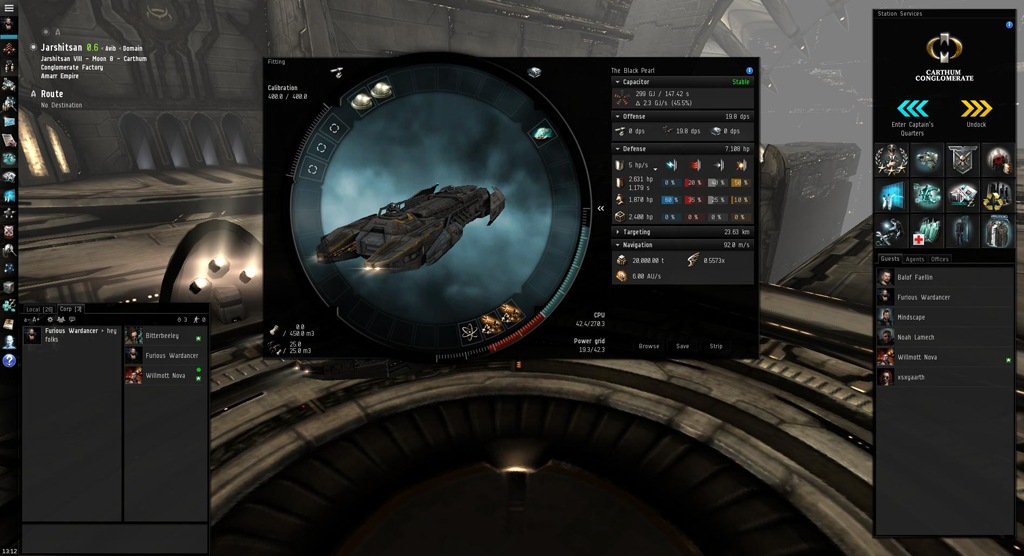 eve online low slot cpu