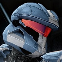 The Most Popular Halo 4 Helmet for Grifballers by Receptor 17