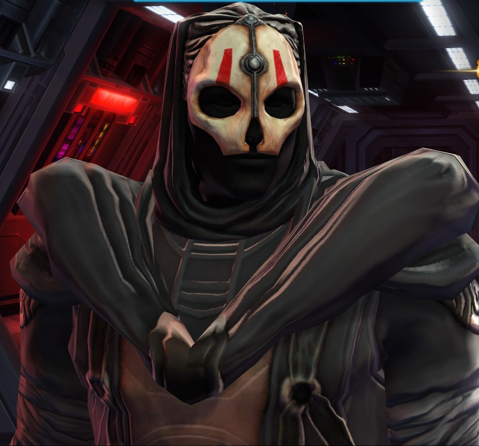 star wars the old republic mask of nihilus is a let down