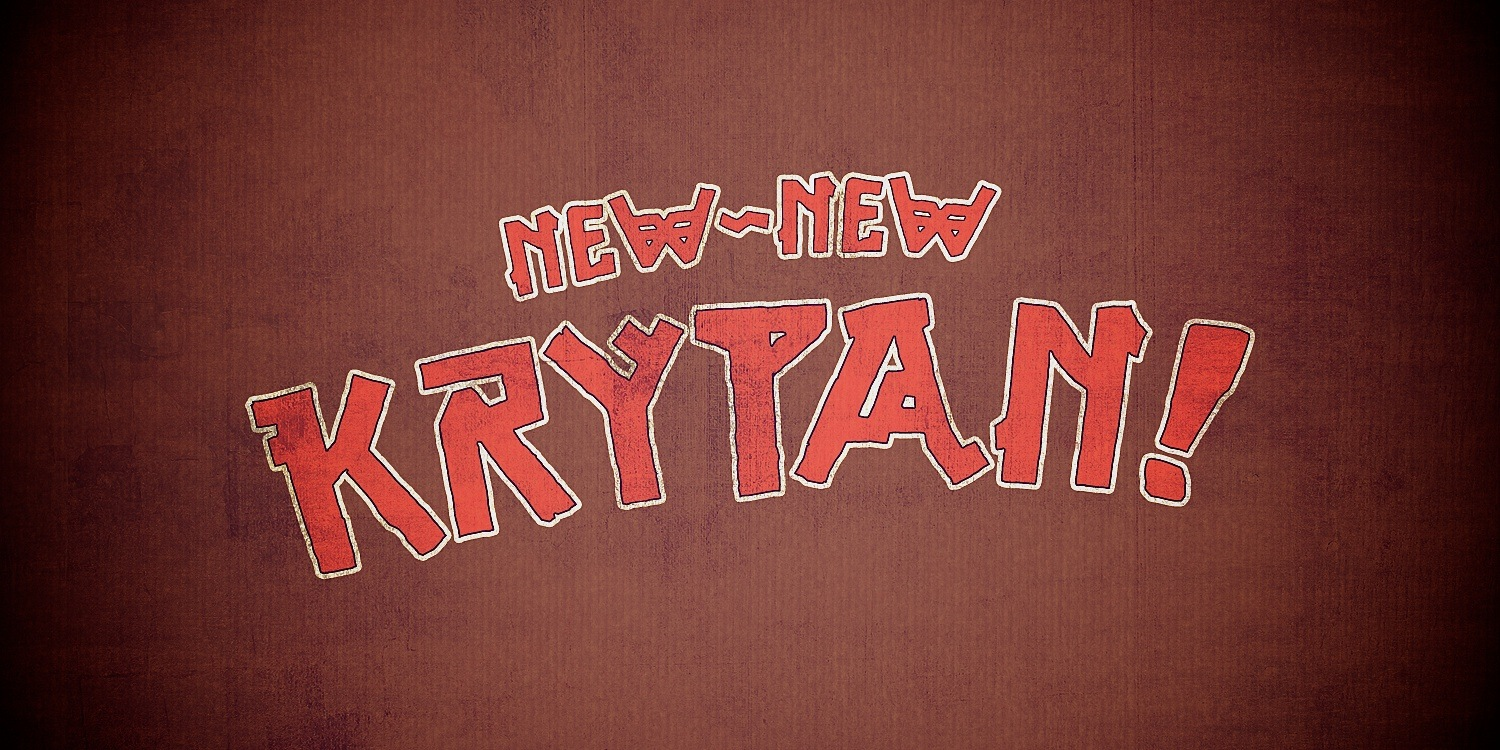 New New Krytan Happy Hour Type Setting New Krytan For The Real World