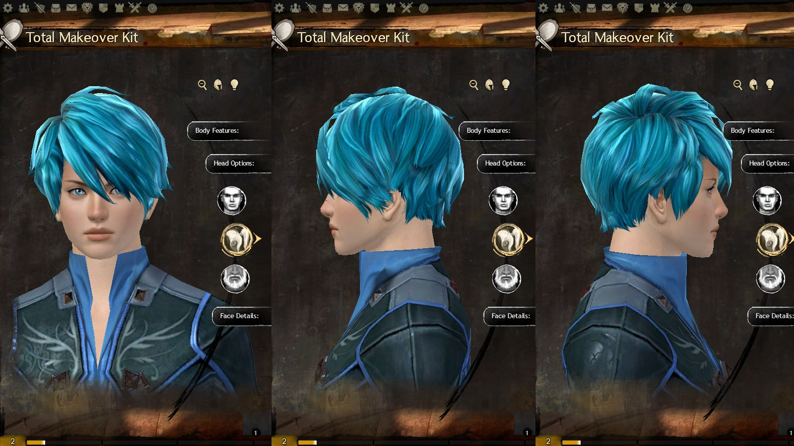 New Hairstyles In Todays Build
