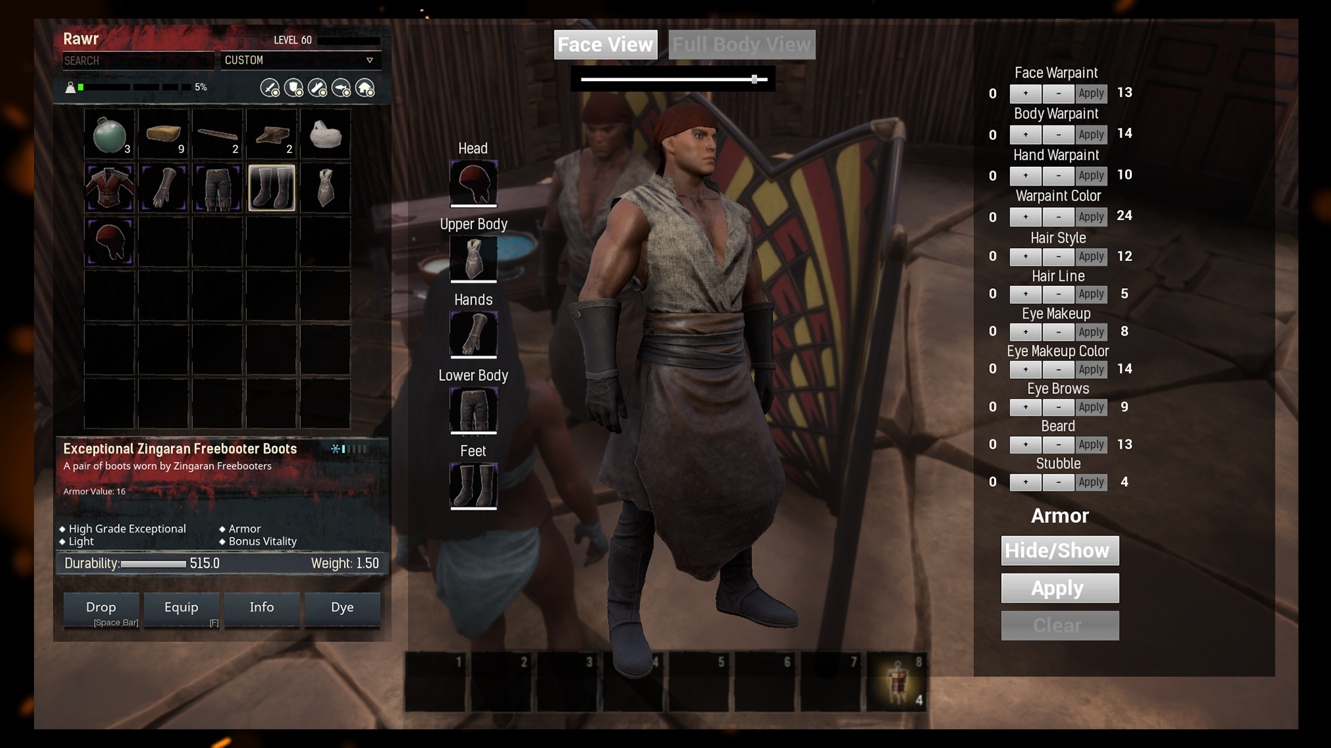 Emberlight, a mod for Roleplayers