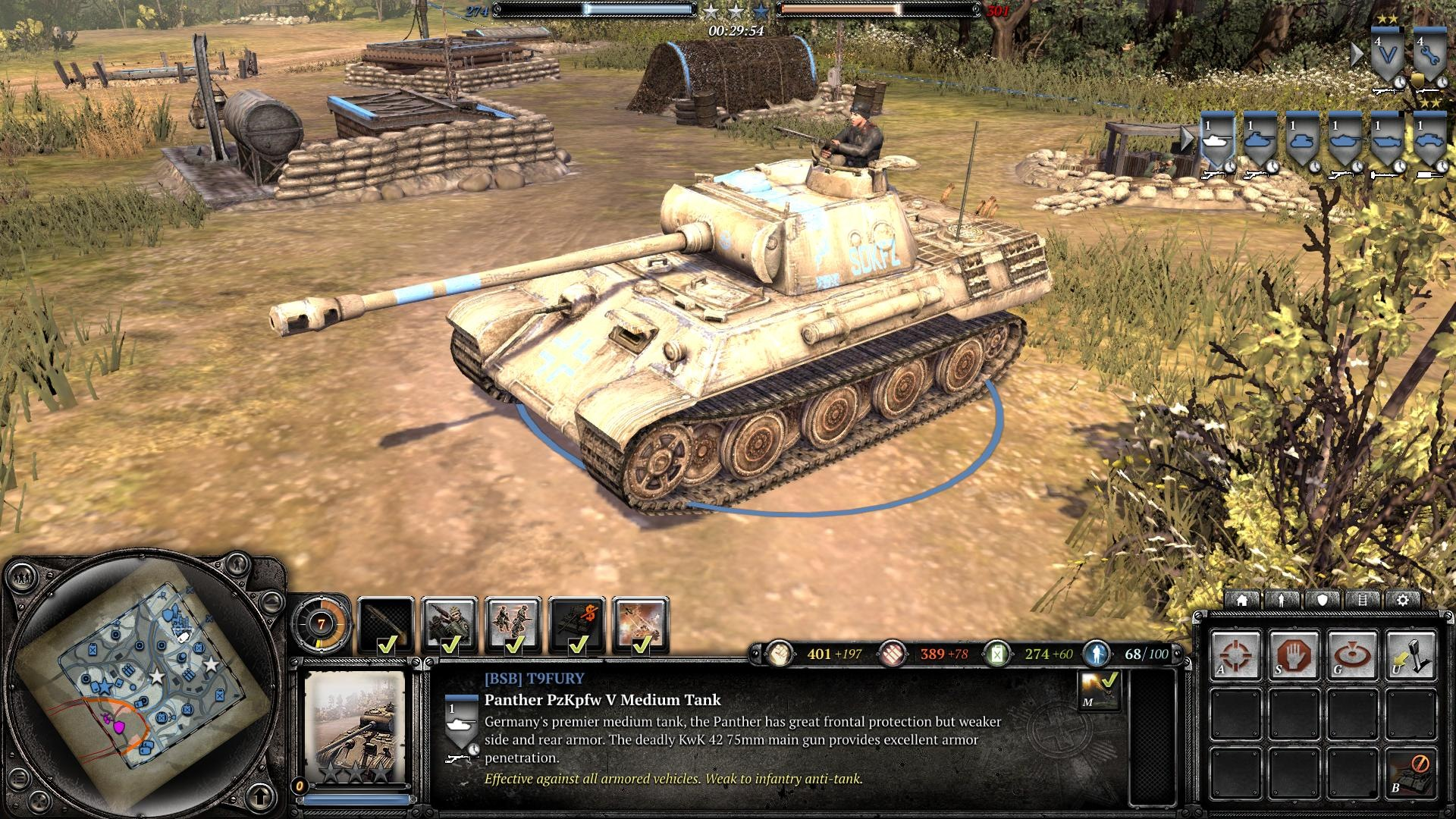 Company Of Heroes 2 Pt 2 Review Of German Units