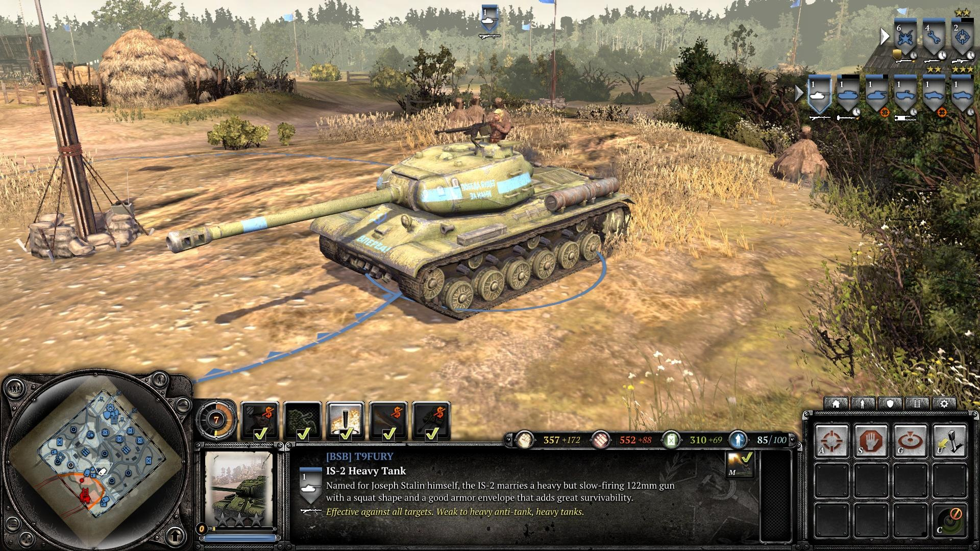 Company Of Heroes 2 Pt 3 Review Of Russian Units