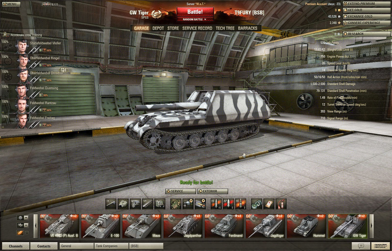 World Of Tanks - Game Review