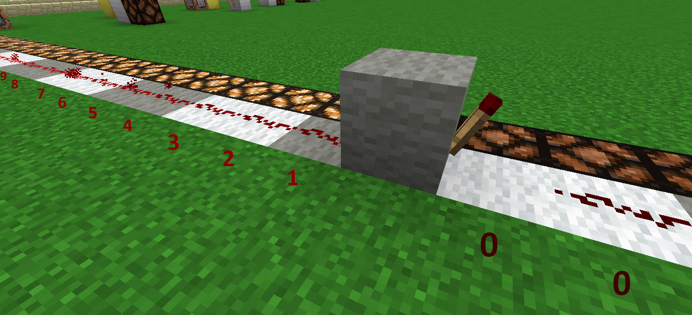 Redstone Tutorial Essential Components Wiring Vertical Just Like Repeaters You Only Need The Weakest Signal To Cause Torches Do Their Thing Moreover They Accept Input