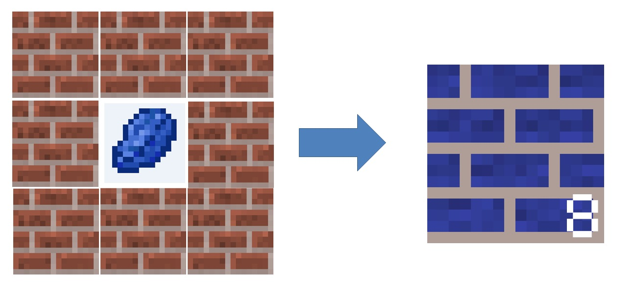 Colored Bricks In Minecraft Suggestions Java
