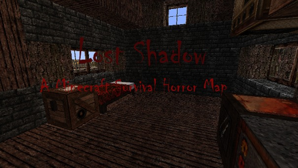 Lost Shadow A Survival Horror Map Maps Mapping And Modding - Horror maps fur minecraft